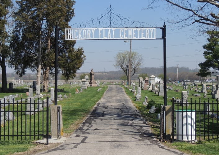 hickory Flats Cemetery 1