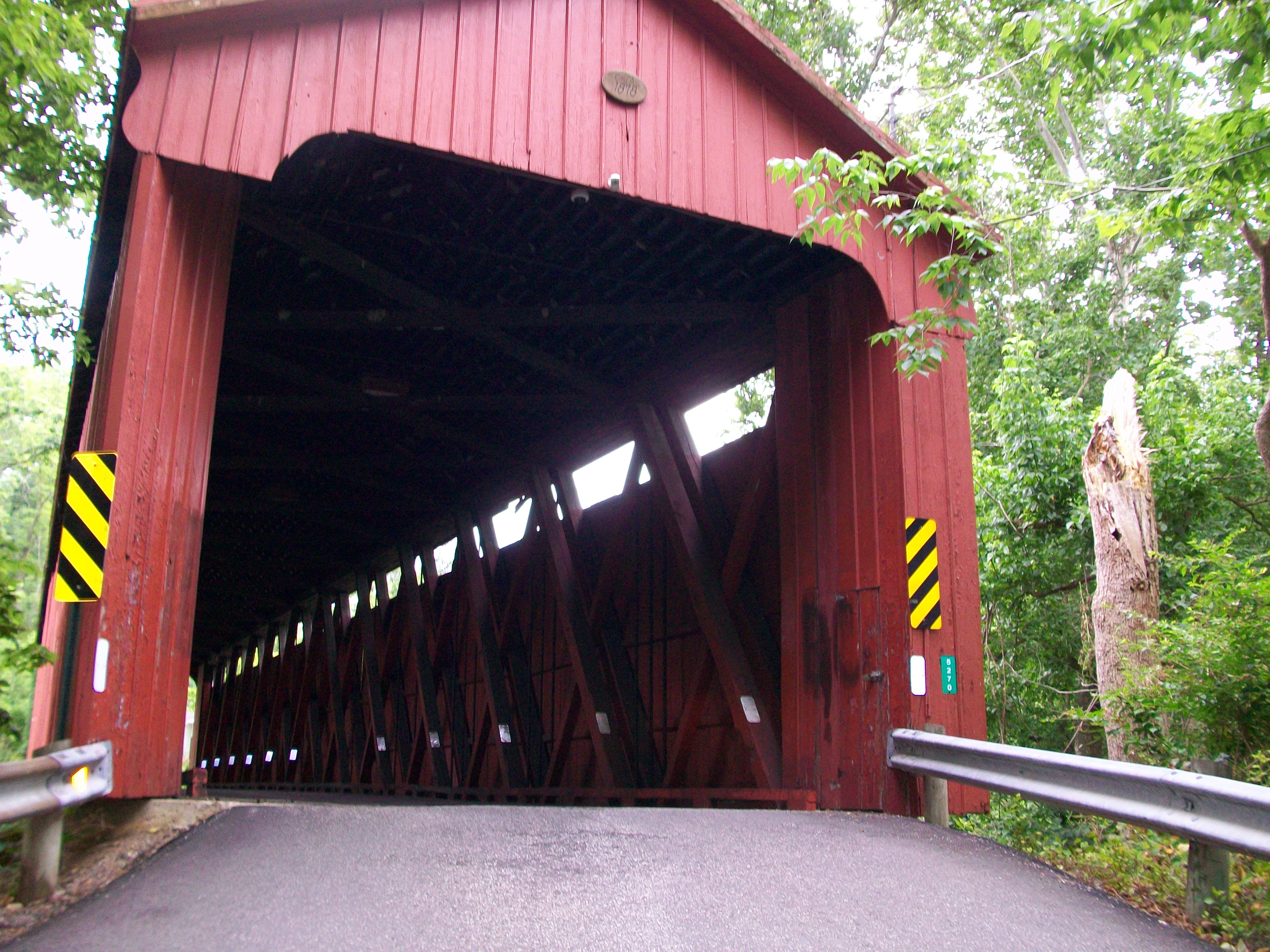 The Stonelick Covered Bridge | Creepy Cincinnati