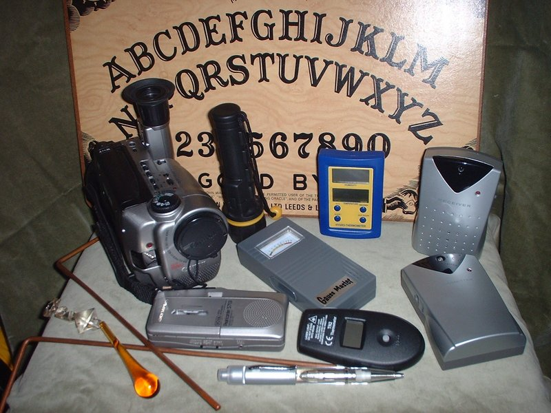 paranormal equipment