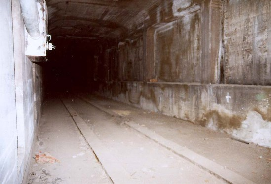 Creepy Cincinnati subway tunnels