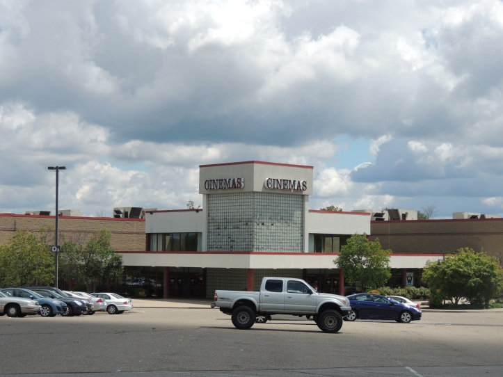 Haunted western hills cinema