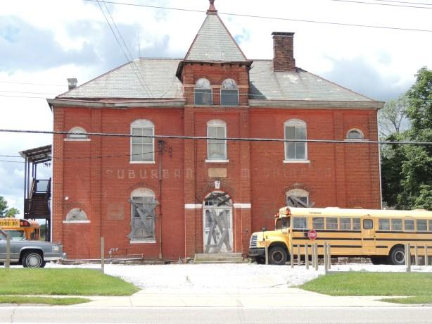 The Dent Schoolhouse