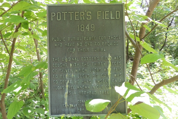 Price Hill Potter Field